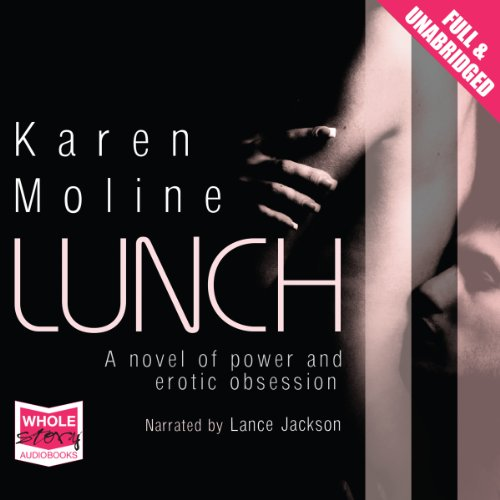 Lunch audiobook cover art
