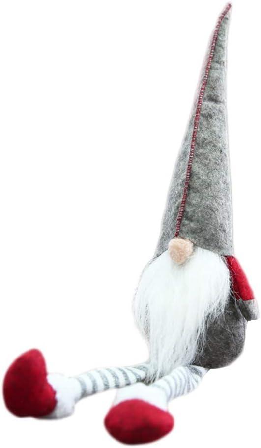 BESTOYARD Christmas Gnome Santa Spring new work Complete Free Shipping Scandinavian Tomte Nisse Swedish