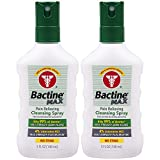 Bactine Max Pain Relieving Cleansing Spray, 5 Oz, 2Count