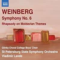 Symphony No. 6 Rhapsody on Moldavian Themes