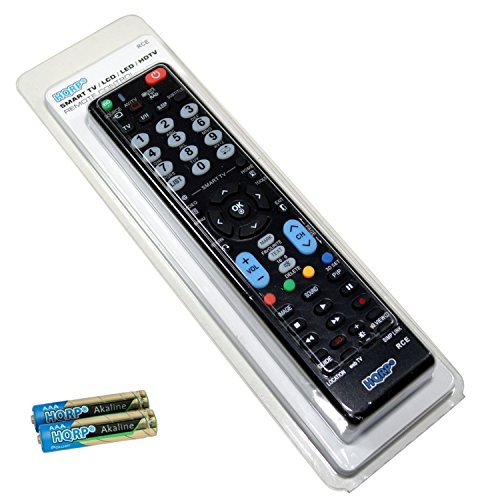 HQRP Ersatz-Fernbedienung LG 32LF5809, 42LF5809, 42LF5809, 55LF5809 Fernseher (Full HD, Triple Tuner, Smart TV)