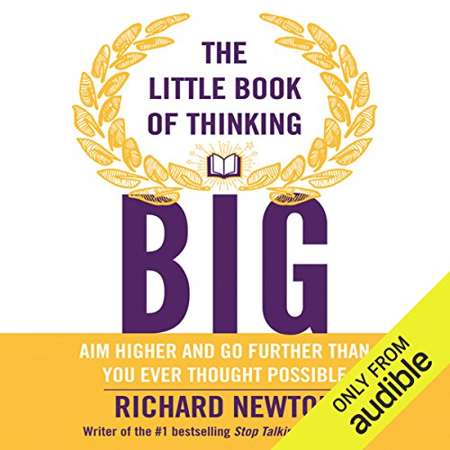 The Little Book of Thinking Big cover art