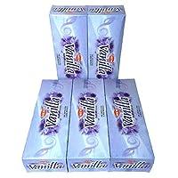 HEM バニラ香 スティック 5BOX(30箱)/HEM VANILLA/インド香 [並行輸入品]