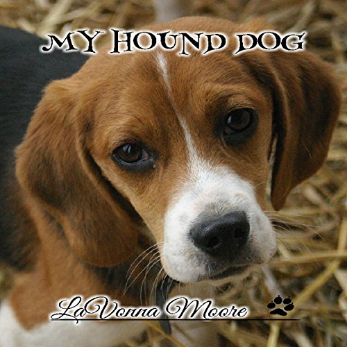 My Hound Dog audiobook cover art