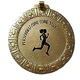 My Custom Style Médailles de récompenses Sportives Personnalisables 1 Medaglia...