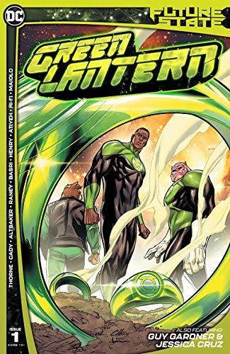 Future State: Green Lantern (2021-2021) #1 (Future State (2021-)) (English Edition)