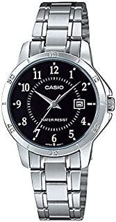 Casio Casual Analog Display Watch For Women LTP-V004D-1B