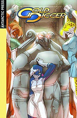 Gold Digger Pocket Manga Volume 3