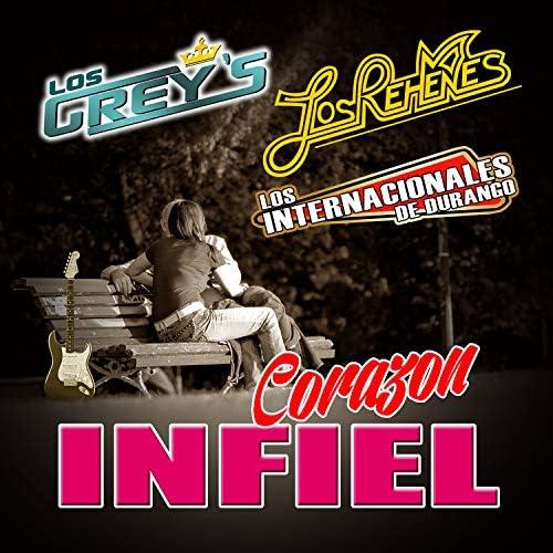 Los Grey's, Los Rehenes & Los Internacionales De Durango