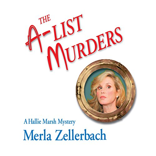 The A-List Murders audiobook cover art