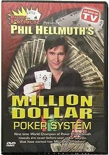 Trademark Poker DVD - Phil Hellmuth's Million Dollar Poker System Instructional (Multi)