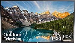Image of SunBriteTV Weatherproof Outdoor 75-Inch Veranda (2nd Gen) 4K UHD HDR LED Television - SB-V-75-4KHDR-BL Black: Bestviewsreviews