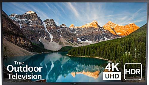 SunBriteTV Weatherproof Outdoor 75-Inch Veranda (2nd Gen) 4K UHD HDR LED Television - SB-V-75-4KHDR-BL Black