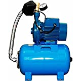 Pedrollo Centrifugal Electric Water Pump Pressure Set 24Lt CPm170-24CL 1,5Hp 240V
