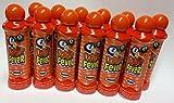 One Dozen 3oz Dabbin' Fever Orange Bingo Dauber