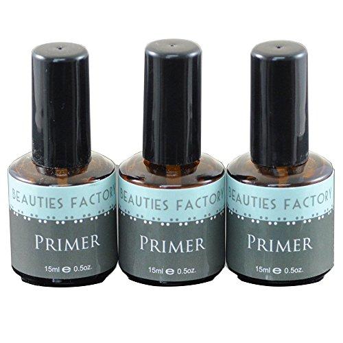 New Authentic acrilico nail art UV gel primer base pre rivestimento manicure tips Tool code: 61