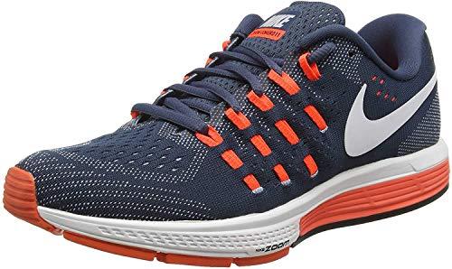 Nike Herren Air Zoom Vomero 11 Gymnastik, Blau (Squadron Blue/Blue Grey/Total Crimson/White), 40.5 EU