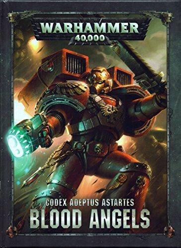 SPACE MARINES Blood Angels Codex (Deutsch) Warhammer 40k Games Workshop 40.000