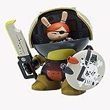 Penelope McStompsalot KidRobot 8 Inch Green Dunny by Huck Gee