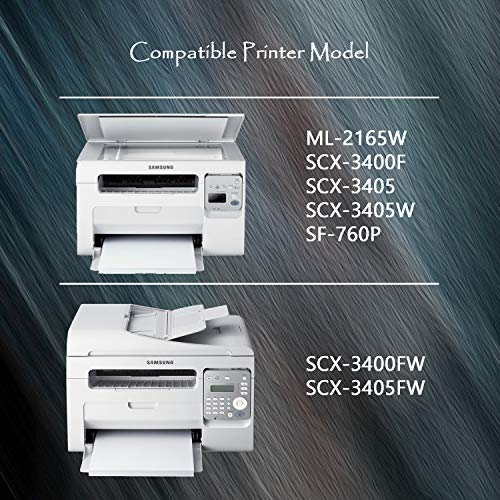 (5 Pcs Value Pack) TG Imaging Compatible MLTD101S MLT-D101S Toner Cartridge 101s Used for Samsung Xpress SCX-3400 SCX3405W SF-760P ML-2160 ML-2165 Printer Photo #6