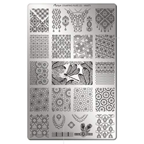 Moyra Moyra Esmalte Para Stamping Nº 23 - Gris - 12 Ml - 12 ml