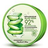 YiKiMira Aloe Vera Gel for Facial Care Anti Acne Treatment Scar Removal Face