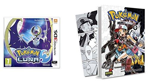 Pokémon Luna (Reserva con cómic)