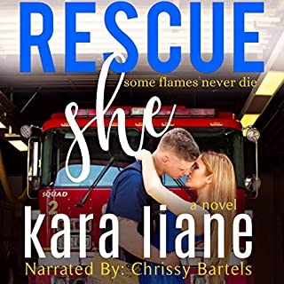 Rescue She cover art