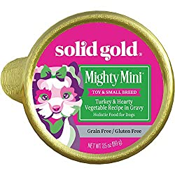 Solid Gold Lil' Boss Grain-Free Small Breed Dog Food