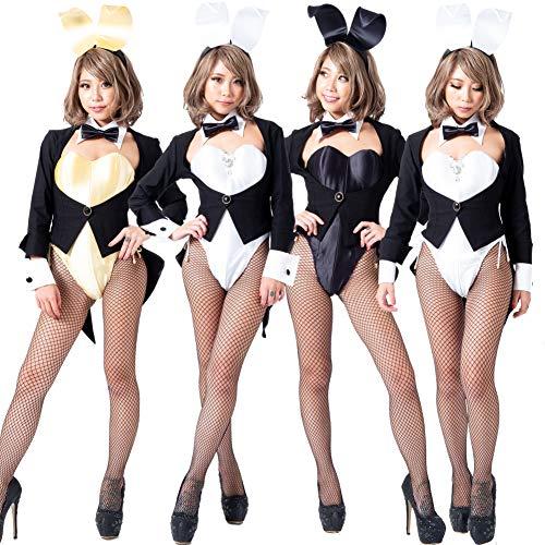 バニーガール 燕尾服 (M) Women's Fashion Swallow Tail Coat バニーコート Bunny coat バニーガール Bunnygirl 燕尾服Lサイズ Tail coat 高品質 本格コスチューム カジノ仕様 バニーガールコスプレ ハイレグレオタード コスチューム 用にもお勧め コスプレ バニーガール衣装 Single item sale of swallow tailed coat 燕尾ジャケット単品販売 (M)
