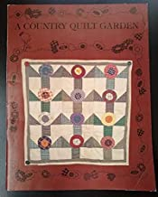 A country quilt garden