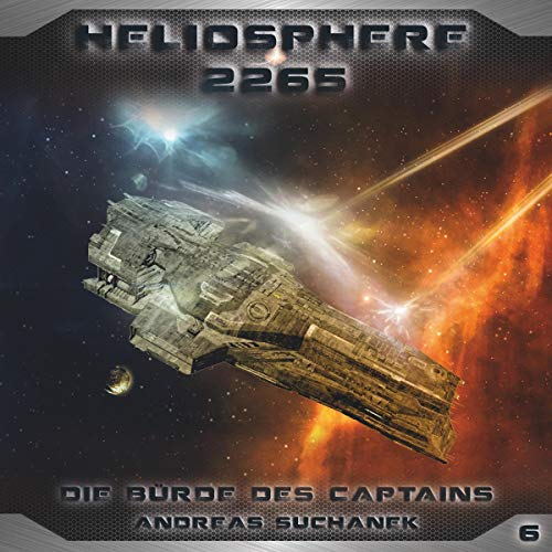 Die Bürde des Captains     Heliosphere 2265, 6              De :                                                                                                                                 Andreas Suchanek                               Lu par :                                                                                                                                 Thomas Schmuckert,                                                                                        Sven Hasper,                                                                                        Martin Keßler,                   and others                 Durée : 51 min     Pas de notations     Global 0,0