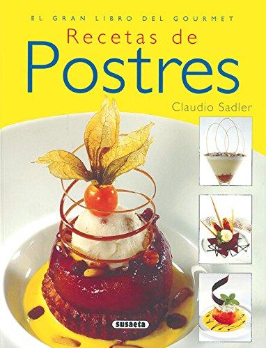 Recetas de postres (El Gran Libro Del Gourmet)