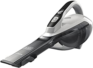 BLACK+DECKER dustbuster Handheld Vacuum, Cordless, Powder White (HLVA325J10)