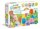 La confezione contiene 12 morbidi mattoncini Baby Clemmy. Blocchi per costruzioni Concentrazione Destrezza Pensiero spaziale Genere: Bambine e bambini