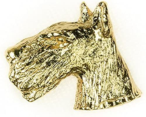 precios bajos todos los dias SCOTTISH TERRIER SMALL SMALL SMALL Made in U.K Artistic Style Dog Clutch Lapel Pin Collection 22ct oro Plated by DOG ARTS JP  preferente