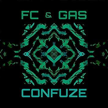 CONFUZE FC vs. Gas