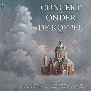 Concert onder de Koepel (Het Maarschalkerweerd-Orgel van de H.H. Cyriacus & Franciscuskerk, Hoorn)