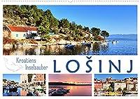 Kroatiens Inselzauber, Losinj (Wandkalender 2022 DIN A2 quer): Eine gruene Insel in der azurblauen Adria (Monatskalender, 14 Seiten )