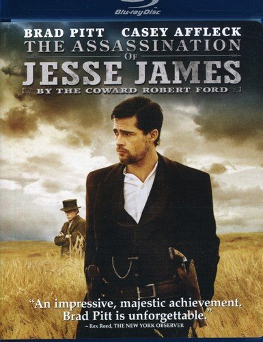 The Assassination of Jesse James by Coward Ford New Shipping Free Robert the Max 82% OFF Blu-