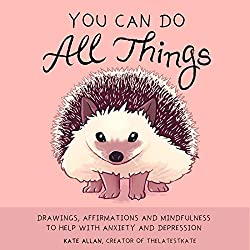 You Can Do All Things -- self care gift idea