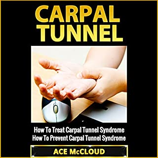Carpal Tunnel audiobook cover art