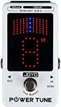 JOYO JF-18R Power Tune Tuner DC 9V Power Supply for Electric Guitar, Tuner Power with 8-Channel Low Noise Isolated Output ...
