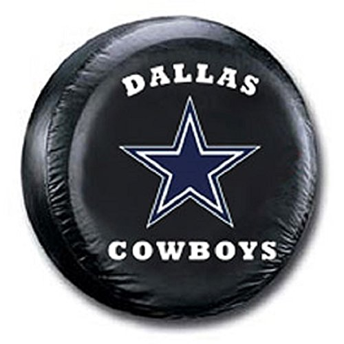 Dallas Cowboys NFL Spare Tire Cover (Black)