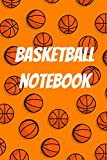 Basketball Notebook: Basketball Notebook | Composition book with 120 pages, 6x9 inches | Gift for Basketball and hoops lovers and fans