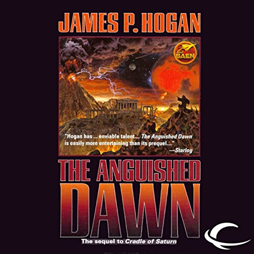 The Anguished Dawn audiobook cover art