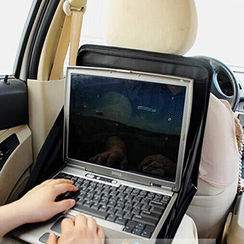 DMXYY-Bolsa Almacenamiento Car- Bolsa Coche Plegable portátil Coche del Ordenador del Coche del Soporte del Ordenador de Escritorio Soporte for la Espalda Escombros Bolsas.