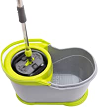 Magic Spin Floor Mop Super Microfiber Mop and Buckets Sets for Home Floor Kitchen Living Room Cleaning Tools