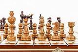 ajedrez hecho a mano
