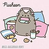 Pusheen 2021 Wall Calendar: Monthly Colorful Pusheen Wall Calendar 2021 8,5' x 8,5' , For Pusheen Gamers Lovers!